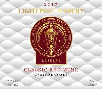 2017 Classic Red Wine